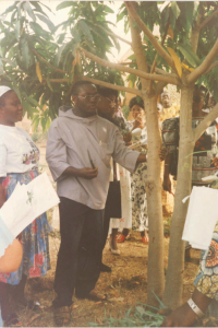 Father Adodo Anselm - Sharing Plant Knowledge Jos