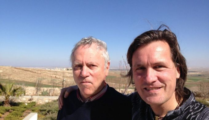 Trans4m Founders - Alexander Schieffer & Ronnie Lessem