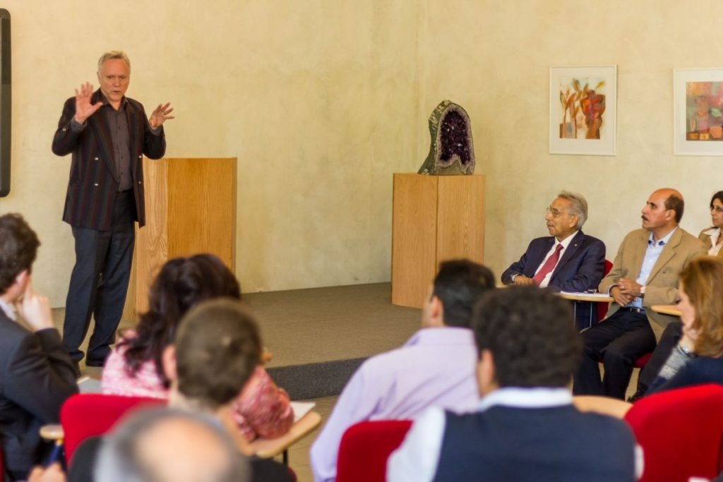 Sekem, Egypt - Social Innovation Workshop - March 2015 (Lessem)