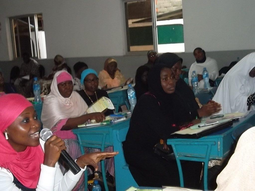 Basheer Oshodi - Workshop for Women Islamic Banking