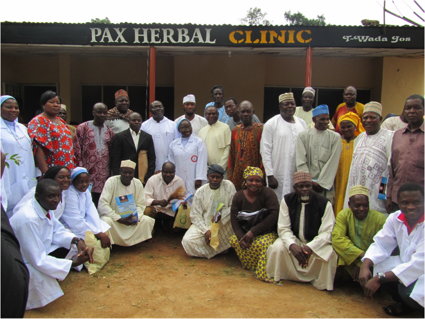 PaxHerbals - New PaxHerbals Clinic in Jos