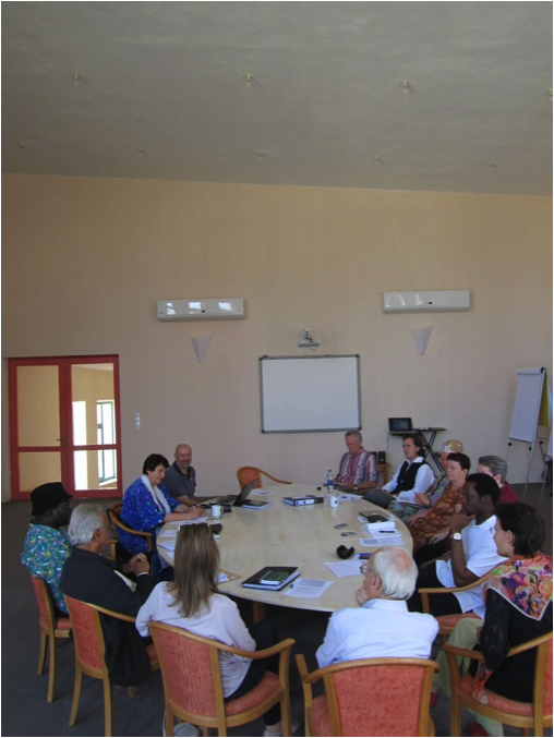 PhD Workshop at Sekem, Egypt (2)