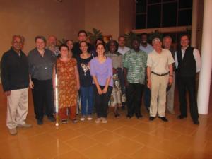 PhD Workshop at Sekem Egypt