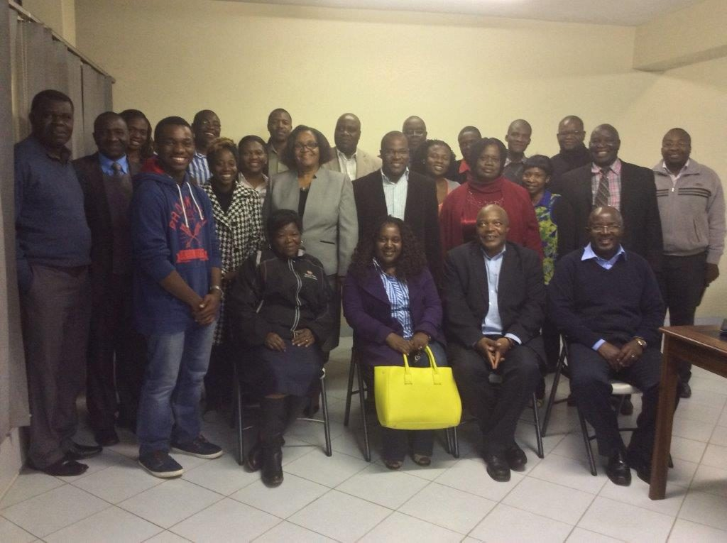 Pundutso Zimbabwe - Ubuntu Circle Meeting September 2015