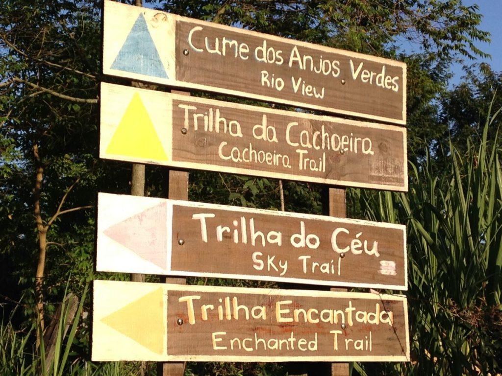 Sinal - Trails through the Mata Atlantica
