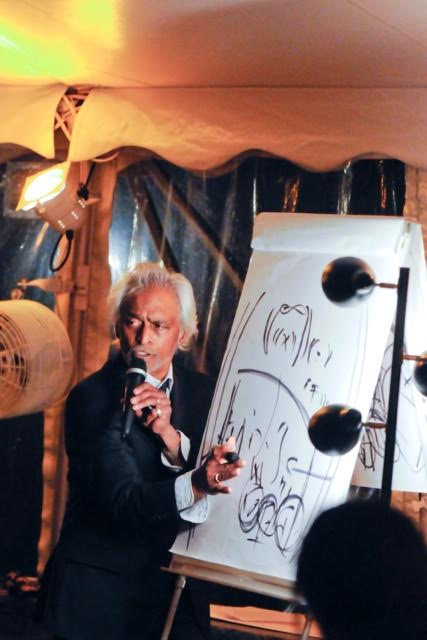 Ashok Gangadean Presentation