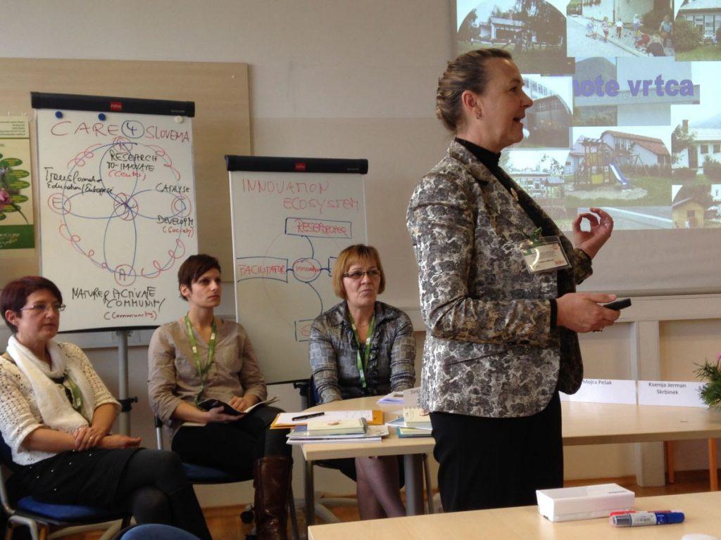 Integral Green Slovenia - Slovenska Bistrica Kindergarten Care Model