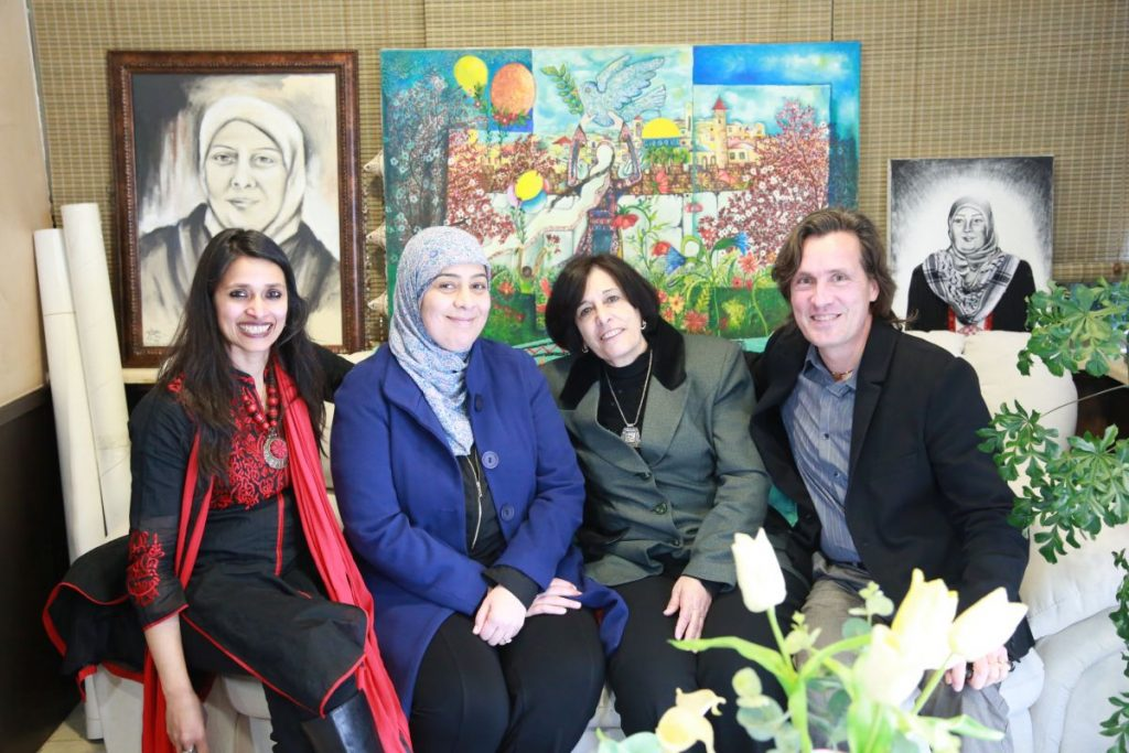Palestine - With Dr. Leila Ghannam, Zahira Kamal and Rama Manni