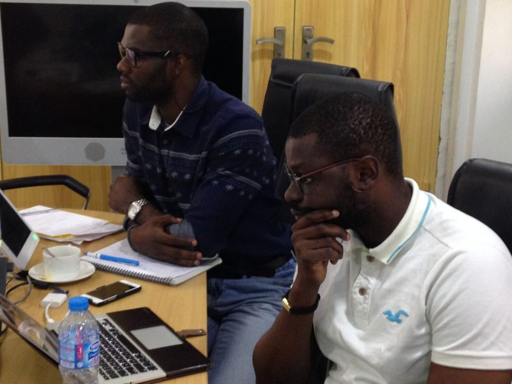 CISER Meeting Lagos 3 Jubril Yusuf Adeojo 2016-05-24