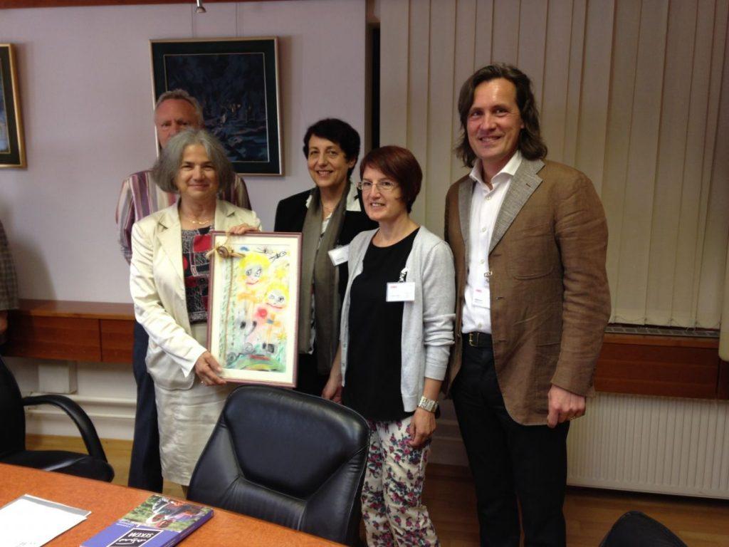 Integral Slovenia Domel 2015