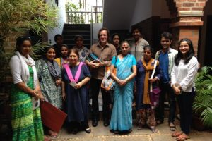 Vimochana and Trans4m discuss Potential of Integral University for India