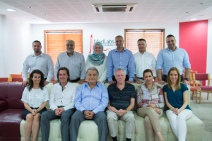 Medlabs Workshop  Jordan July 2016 Group Photo