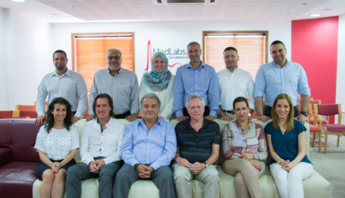 Medlabs Workshop  Jordan July 2016 Group Photo