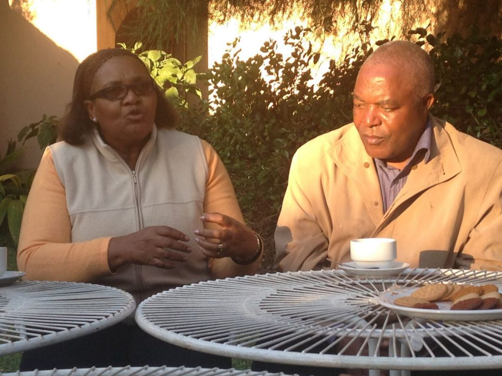 PhD Induction Harare 06 2016 Conversation Round with Pundutso 4