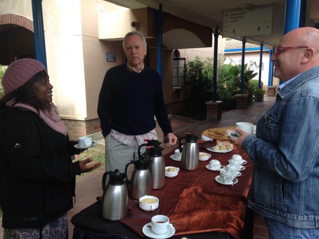 PhD Induction Harare June 2016 Coffee Break