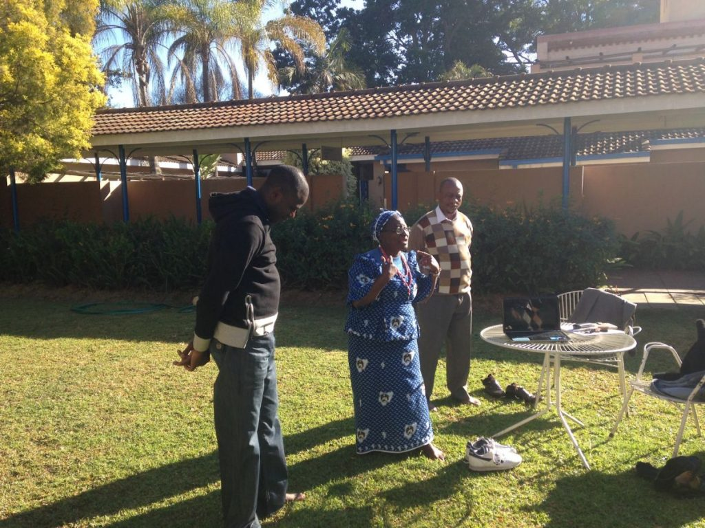 PhD Induction Harare June 2016 Morning Exercise 3