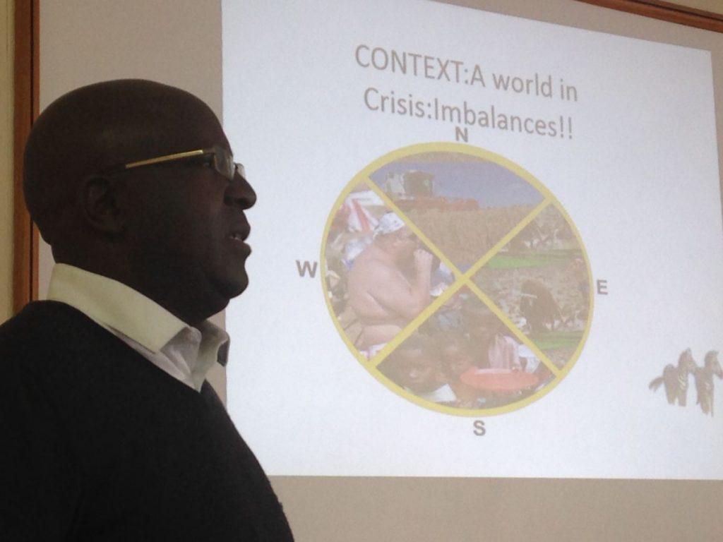 PhD Induction Harare June 2016 Passmore Matupire Context