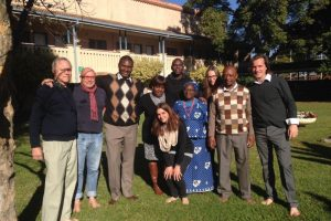 PhD Induction in Harare:  International Group is joining Trans4m-Da Vinci Program