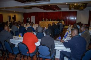 Integral Business Strategies in Turbulent Times – A Workshop by Pundutso and Trans4m in Harare