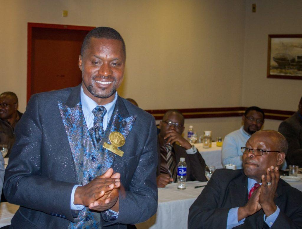 Pundutso Trans4m Workshop June 2016 Chief Senator Musarurwa