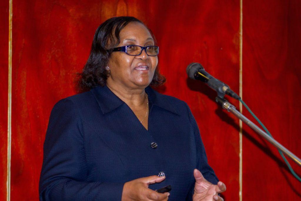 Pundutso Trans4m Workshop June 2016 Mamukwa Speech