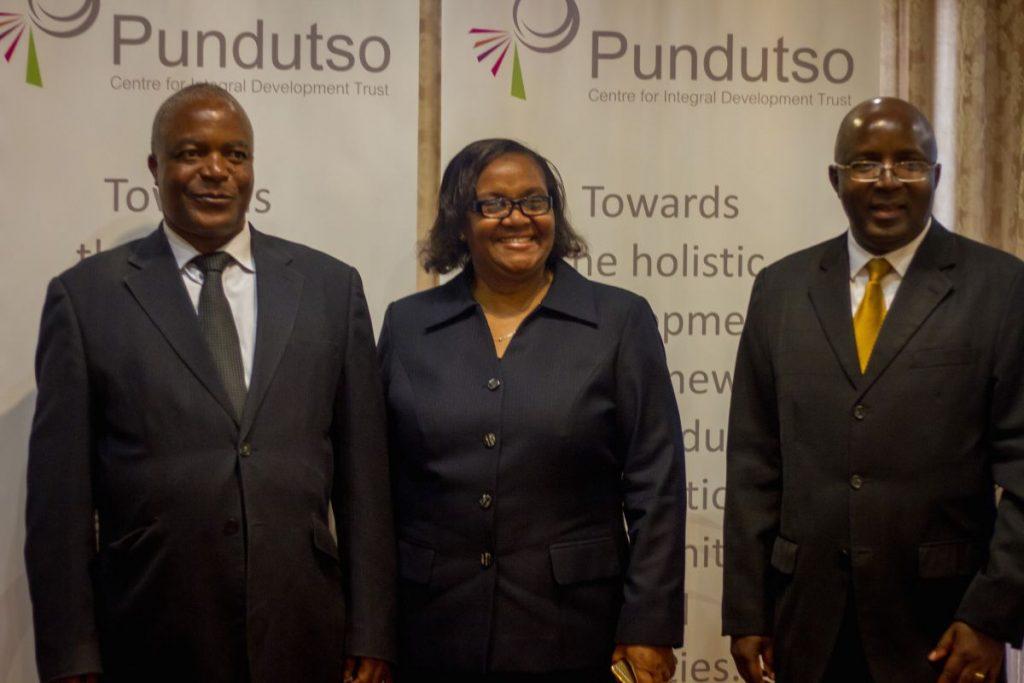 Pundutso Trans4m Workshop June 2016 Pundutso Speakers Matupire Mamukwa Chinyuku