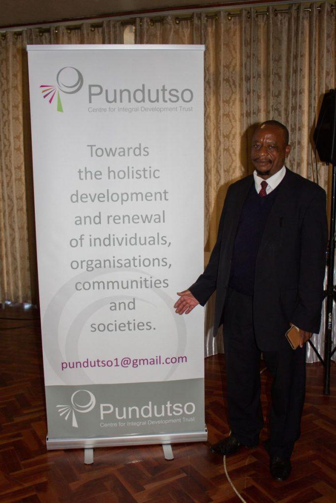 Pundutso Trans4m Workshop June 2016 Wellington Mutyanda