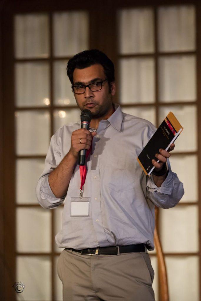 TIGE Caux Booklaunch Integrators Purnatva 2016 07 08 Rishab Khanna