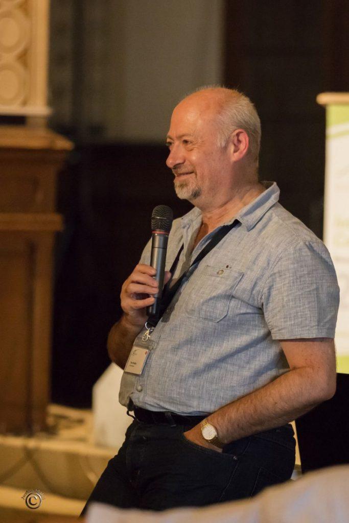 TIGE Caux Booklaunch Integrators Purnatva 2016 07 08 Tony Bradley