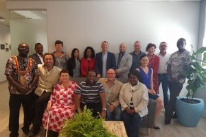 Trans4m PhD Workshop in Johannesburg to strengthen Collaboration across Africa