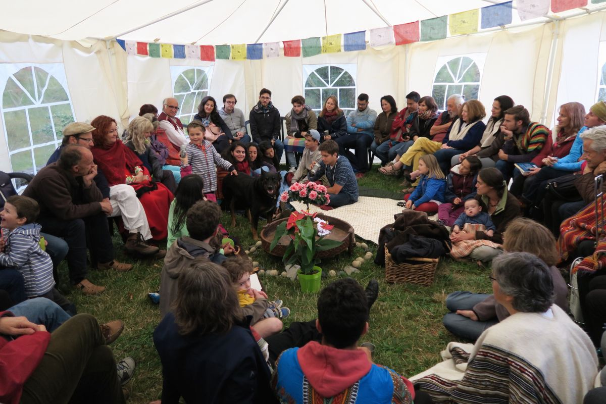 Cultivating Peace: Launch of Integral Peace Festival Video