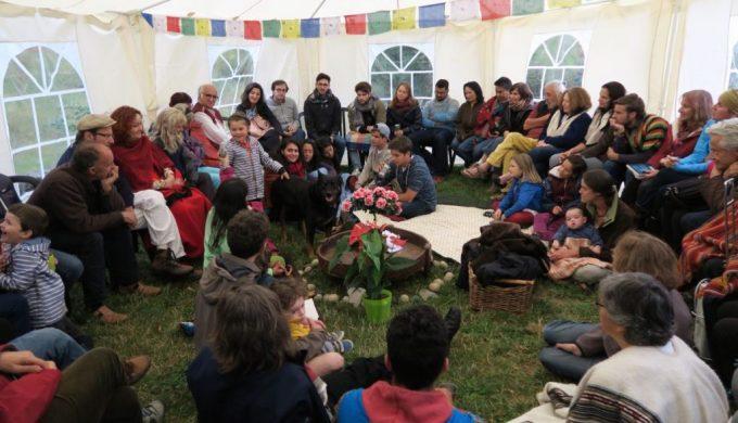 First Integral Peace Festival in September 2016