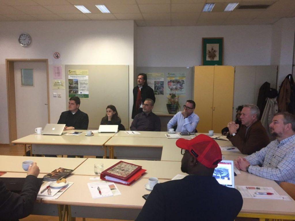 2017 02 04 Slovenia PhD Module BC Naklo PhD Session 1