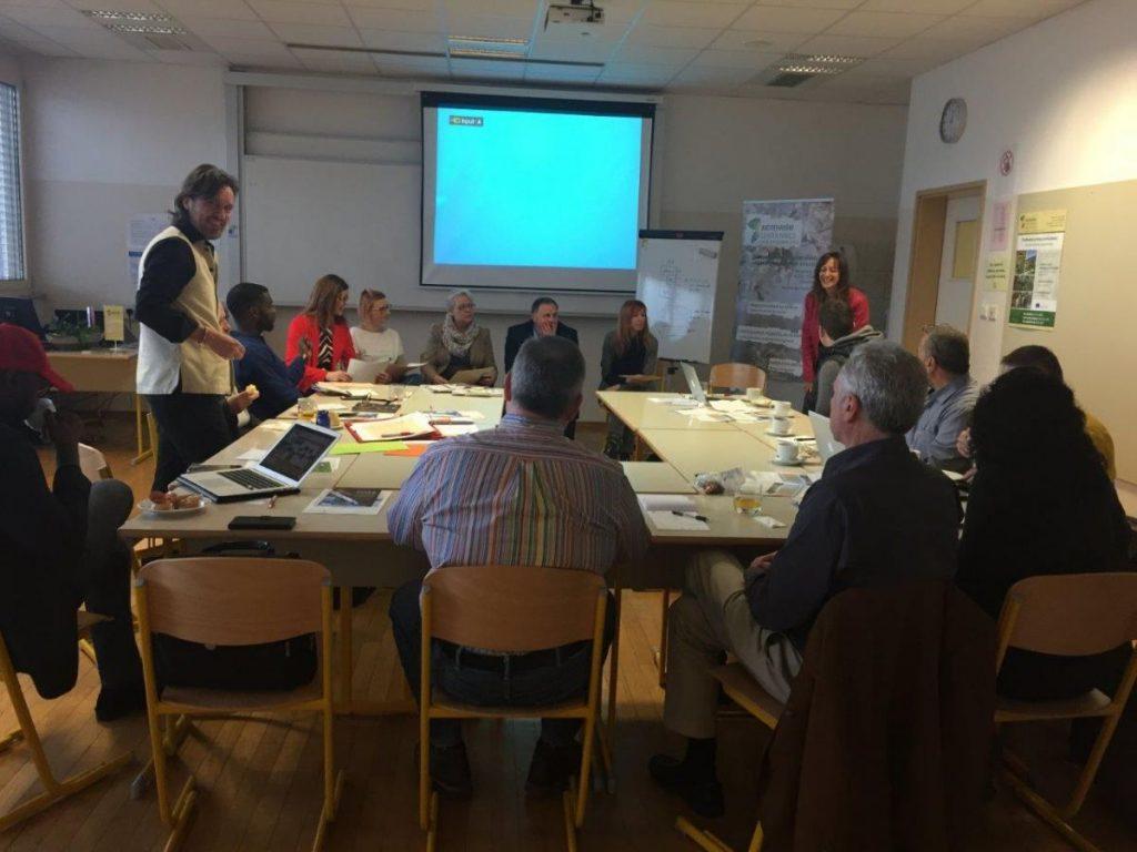 2017 02 04 Slovenia PhD Module BC Naklo PhD Session 2