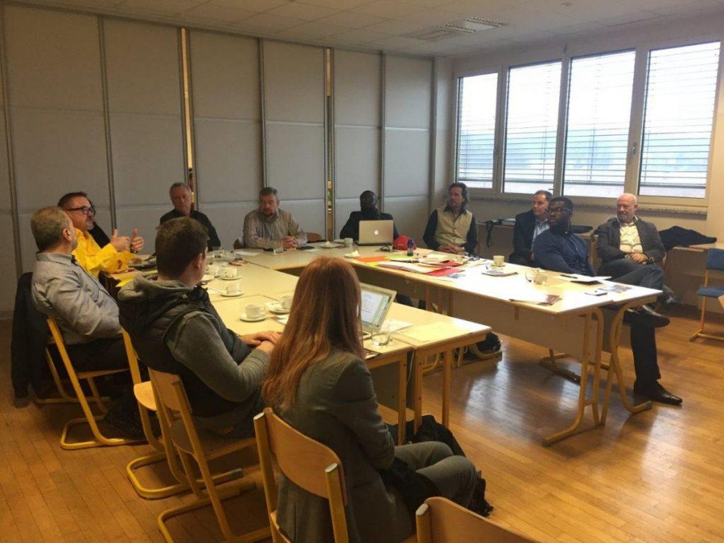 2017 02 04 Slovenia PhD Module BC Naklo PhD Session 3