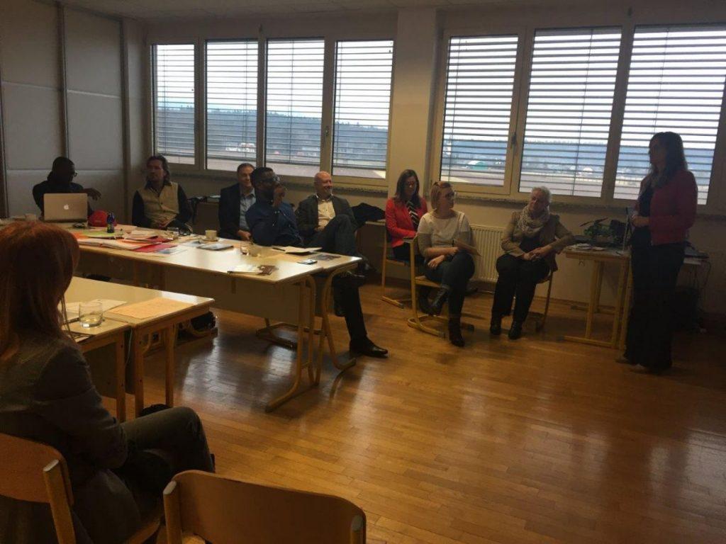 2017 02 04 Slovenia PhD Module BC Naklo PhD Session 5