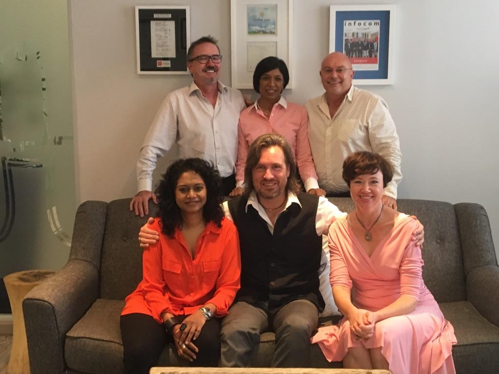 017 03 06 Johannesburg AFLEAD Meeting Group