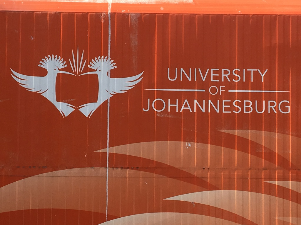 2017 03 01 Workshop University of Johannesburg South Africa University of Johannesburg