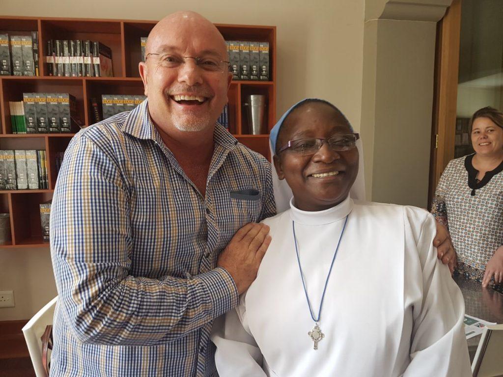 2017 03 04 PhD Module Johannesburg Cohort 4 Emil Sister Shebi Rinaka
