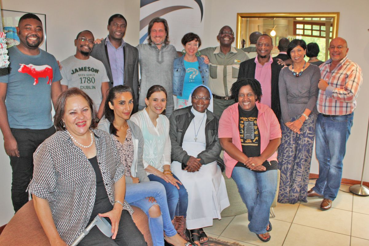 Highly Productive PhD Module took place near Johannesburg, South Africa