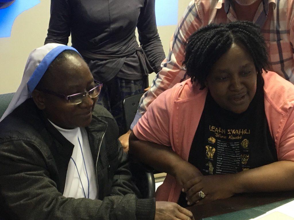 2017 03 04 PhD Module Johannesburg Cohort 4 Sister Shebi Chipo Ndudzo