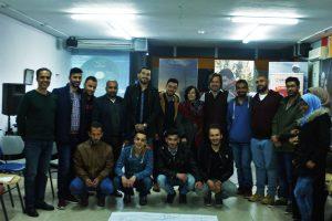 2017 04 02 Ramallah Workshop Sharek Group 2 with Zahira Kamal