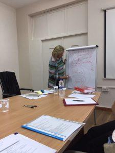 Haifa Najjar, Superintendent of ASG/BSA Schools