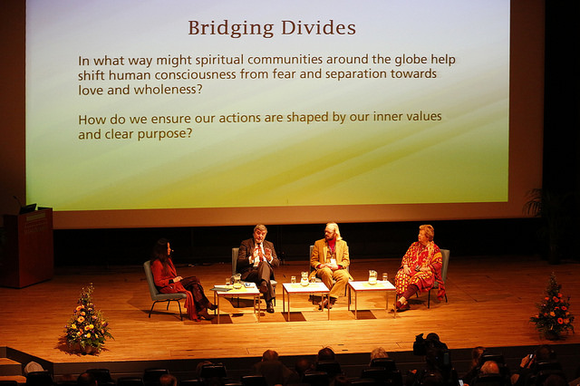 2017 04 Spirit of Humanity Forum Reykjavik Panel Bridging Divides