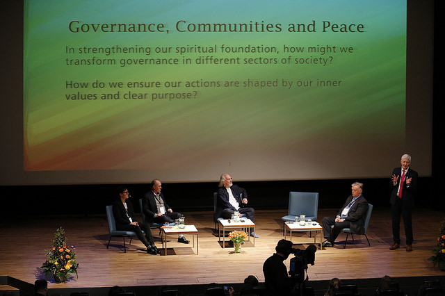 2017 04 Spirit of Humanity Forum Reykjavik Panel Governance Community Peace