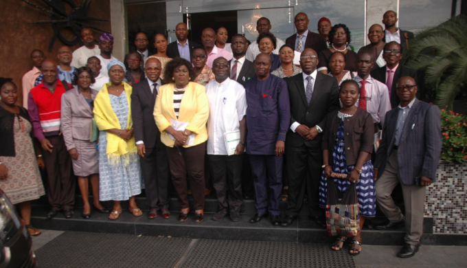2017 05 08 Nigeria OFIRDI Workshop Group 1