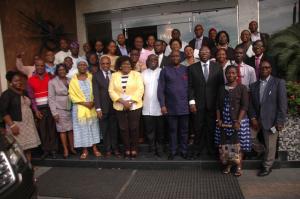 2017 05 08 Nigeria OFIRDI Workshop Group 2