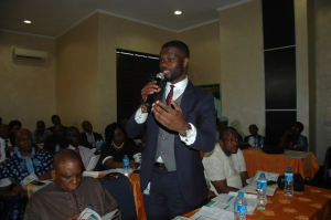 2017 05 08 Nigeria OFIRDI Workshop Jubril Adeojo