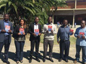2017 05 Andrew Nyambayo Book Launch Integral Marking Zimbabwe Group 2