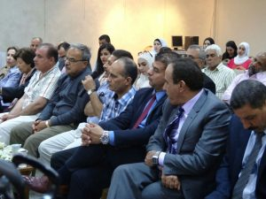 2017 05 Jordan Amman Book Launch Adel Rasheed Audience 3